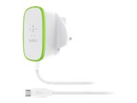 Belkin Home Charger with hardwired cable - adaptateur secteur F7U009VF06-WHT